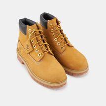 """Timberland Kids' Icon 6"""" Premium Boot, 457756"""