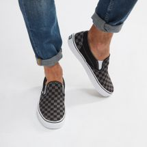 Vans Classic Slip-On Checkerboard Shoe