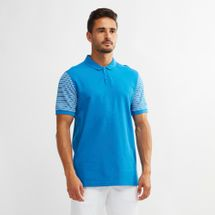 Nike Golf Dri-Fit Pique Stripe T-Shirt