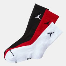 Jordan Jumpman Crew Socks 3-Pack