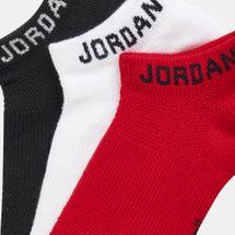 Jordan Men's Jumpman No Show Socks (3-Pack), 1448464