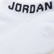 Nike Jumpman No-Show 3 Pair Socks, 1212846