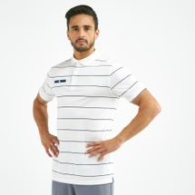 Nike Golf Men's Player Dri-FIT Stripe Polo Shirt
