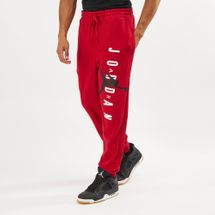 Jordan Men's Air Jumpman Lightweight Brushed Fleece Pants