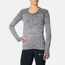 Nike Dry Knit Long Sleeves Running T-Shirt