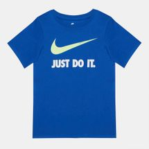 Nike Kids' Just Do It Swoosh T-Shirt