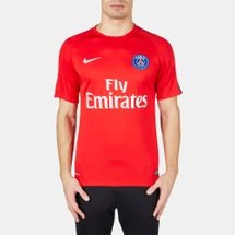 Nike Paris Saint-Germain Pre-Match 2 Soccer T-Shirt