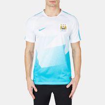 Nike Manchester City FC Pre-Match Soccer T-Shirt, 280506