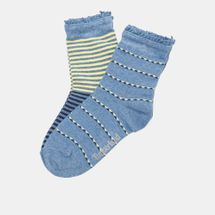 Timberland Striped Quarter Socks