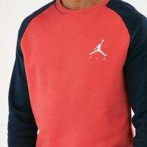 Jordan Men's Jumpman Fleece Crew Sweatshirt, 1566480