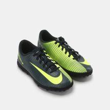 Nike Kids' Mercurial X Vortex 3 CR7 TF Football Shoe, 427330