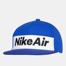 قبعة سبورتسوير اير فلات بريم من نايك للاطفال الكبار