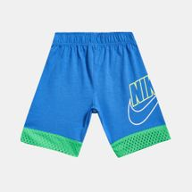 Nike Kids' Mesh Overlay Shorts (Baby and Toddler)