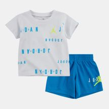 Jordan Kids' Floater T-Shirt and Shorts Set (Baby and Toddler)