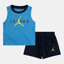 Jordan Kids' Jumpman Muscle Tank Top and Shorts Set (Baby and Toddler)