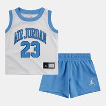 Jordan Kids' DNA Muscle Jersey and Shorts Set (Baby and Toddler)