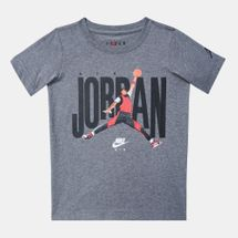 Jordan Kids' MJ Crew T-Shirt (Younger Kids)