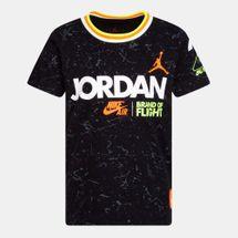 Jordan Kids' School of Flight T-Shirt (Younger Kids)