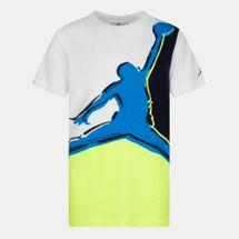 Jordan Kids' Painted Jumpman T-Shirt (Older Kids)