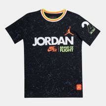 Jordan Kids' School of Flight T-Shirt (Older Kids)