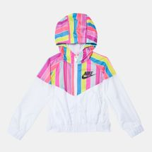 Nike Kids' Sportswear Windrunner Hooded Jacket (Baby and Toddler)