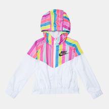 Nike Kids' Sportswear Windrunner Hooded Jacket (Younger Kids)