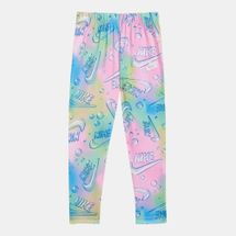 Nike Kids' Sportswear Futura Allover Print Leggings (Younger Kids)