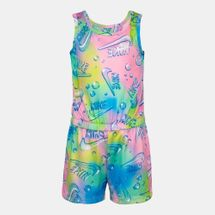 Nike Kids' Air Bubble Romper (Younger Kids)