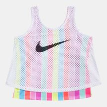 Nike Kids' Twofer Stripe Tank Top (Younger Kids)