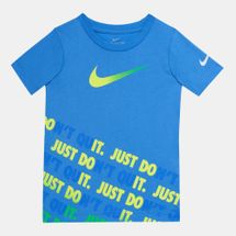 Nike Kids' Basketball Just Don't Quit T-Shirt (Baby and Toddler)