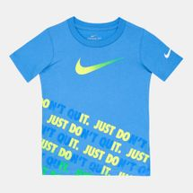 Nike Kids' Just Don't Quit T-Shirt (Younger Kids)