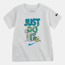 Nike Kids' Just Do It T-Shirt (Baby and Toddler)