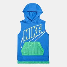 Nike Kids' Sleeveless Hooded Top (Younger Kids)