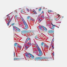 Nike Kids' HIFI Futura Allover Print T-Shirt (Younger Kids)