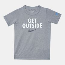 Nike Kids' Get Outside T-Shirt (Younger Kids)