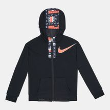 Nike Kids' Dri-FIT Graphic Hoodie (Baby and Toddler)