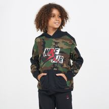 Nike Kids' Jumpman Air Classic Camouflage Hoodie (Older Kids)