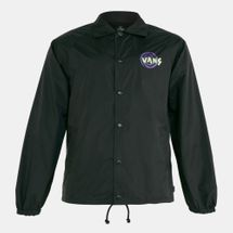 Vans Men's X The Nightmare Before Christmas Oogie Boogie Torrey Coaches Jacket