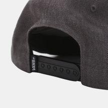 Vans Drop V Snapback Cap - Black, 261040