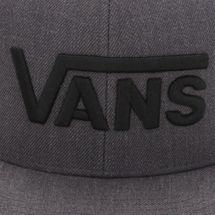 Vans Drop V Snapback Cap - Black, 261041