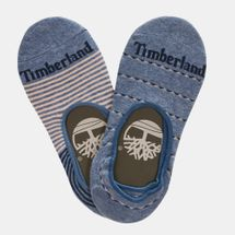 Timberland Striped Invisible Socks (2 Pack)