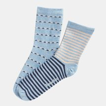 Timberland Low Quarter Socks (2 Pack)
