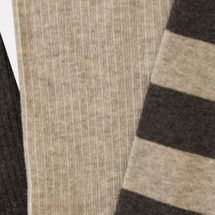 Timberland Men's Striped Casual Crew Socks (3 Pack), 1655711