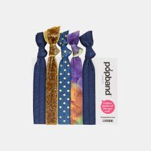 Popband Stardust Hair Tie - Pack of 5