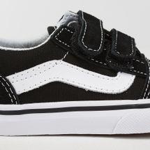 Vans Toddler Old Skool V Shoe, 1200643