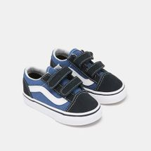 Vans Toddler Old Skool V Shoe, 1200645