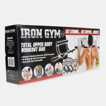 Iron Gym Bar