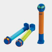 Zoggs Kids' Zoggy Dive Sticks (Younger Kids)