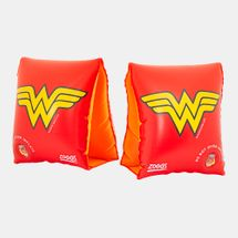 Zoggs Kids' DC Super Heroes Wonder Woman Armbands (Younger Kids)