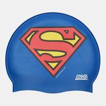 قبعة السباحة سيليكون من زوجز للاطفال